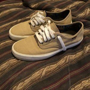 Men Size 11 Sand Vans